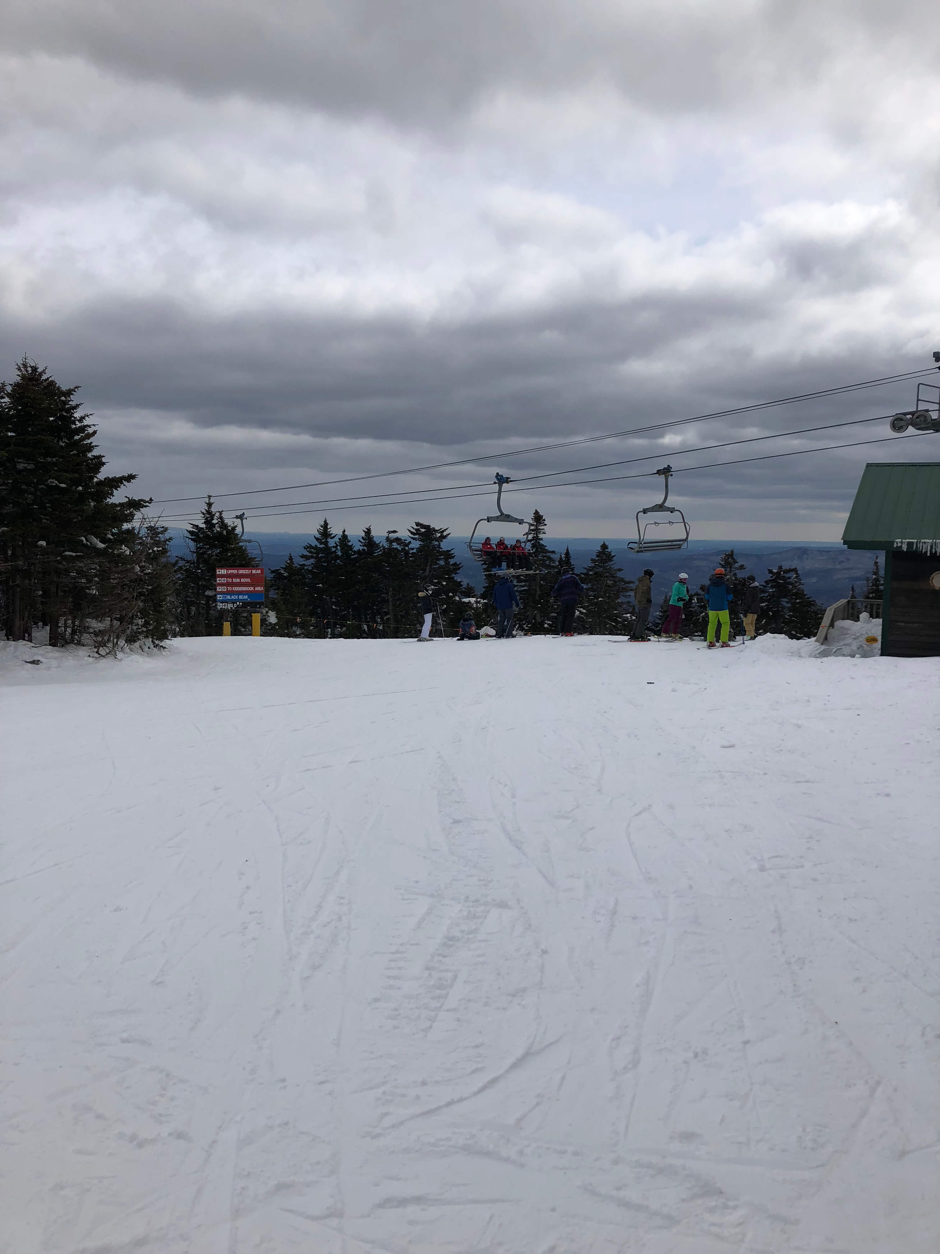 learning to ski in vermont as an adult mount snow