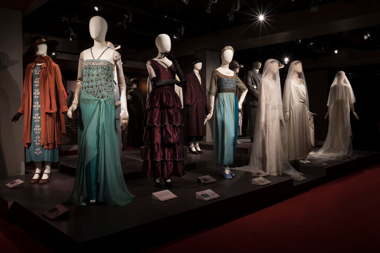 Downton Abbey: The Exhibition in NYC