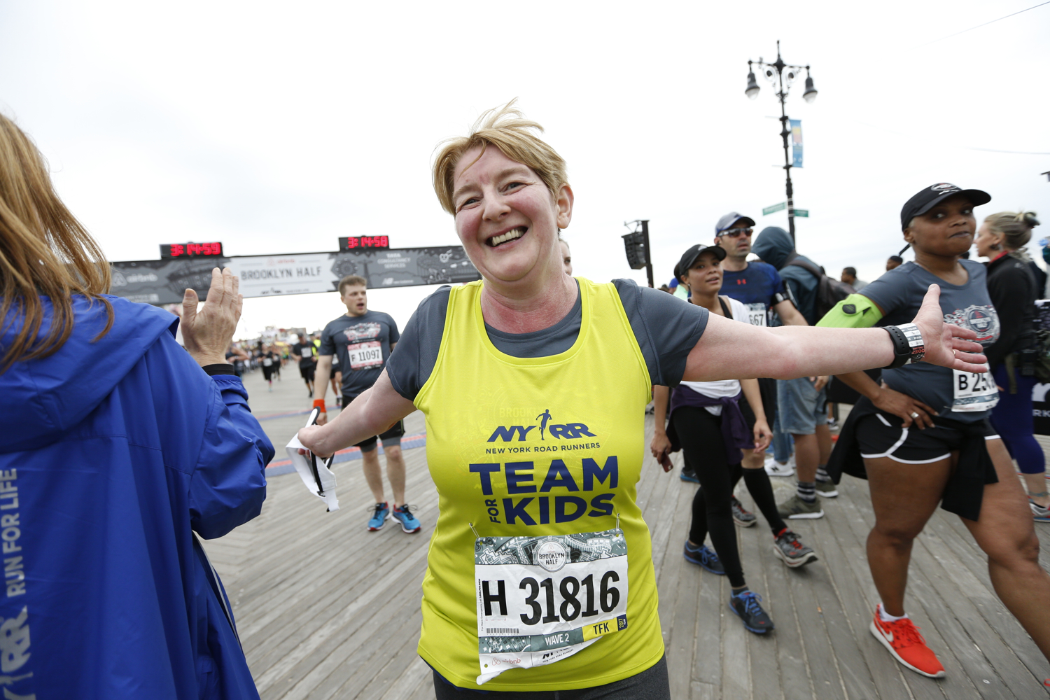 NYRR Team for Kids: Inspire Kids and Run the Brooklyn Half