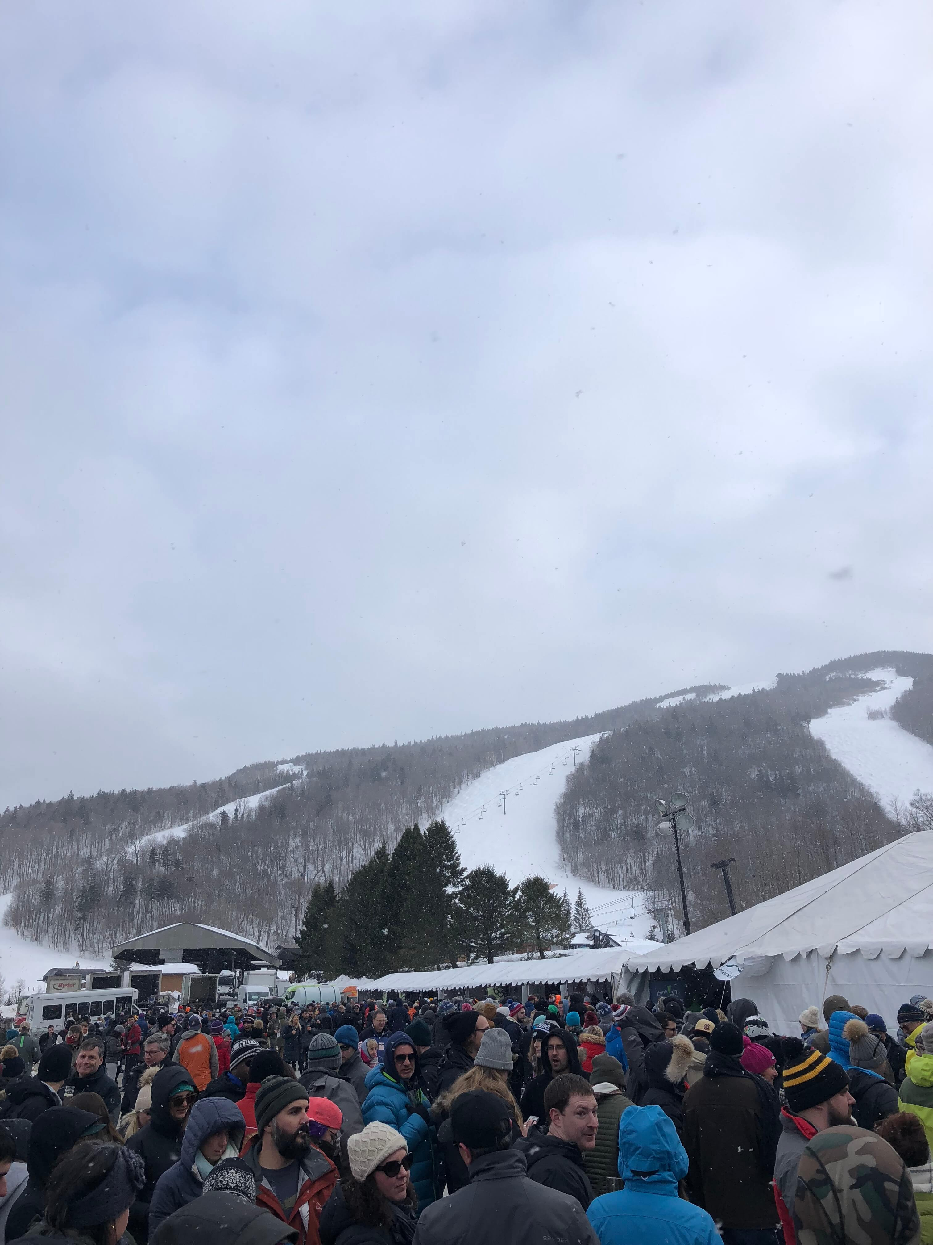 Vermont Brewers Festival at Killington