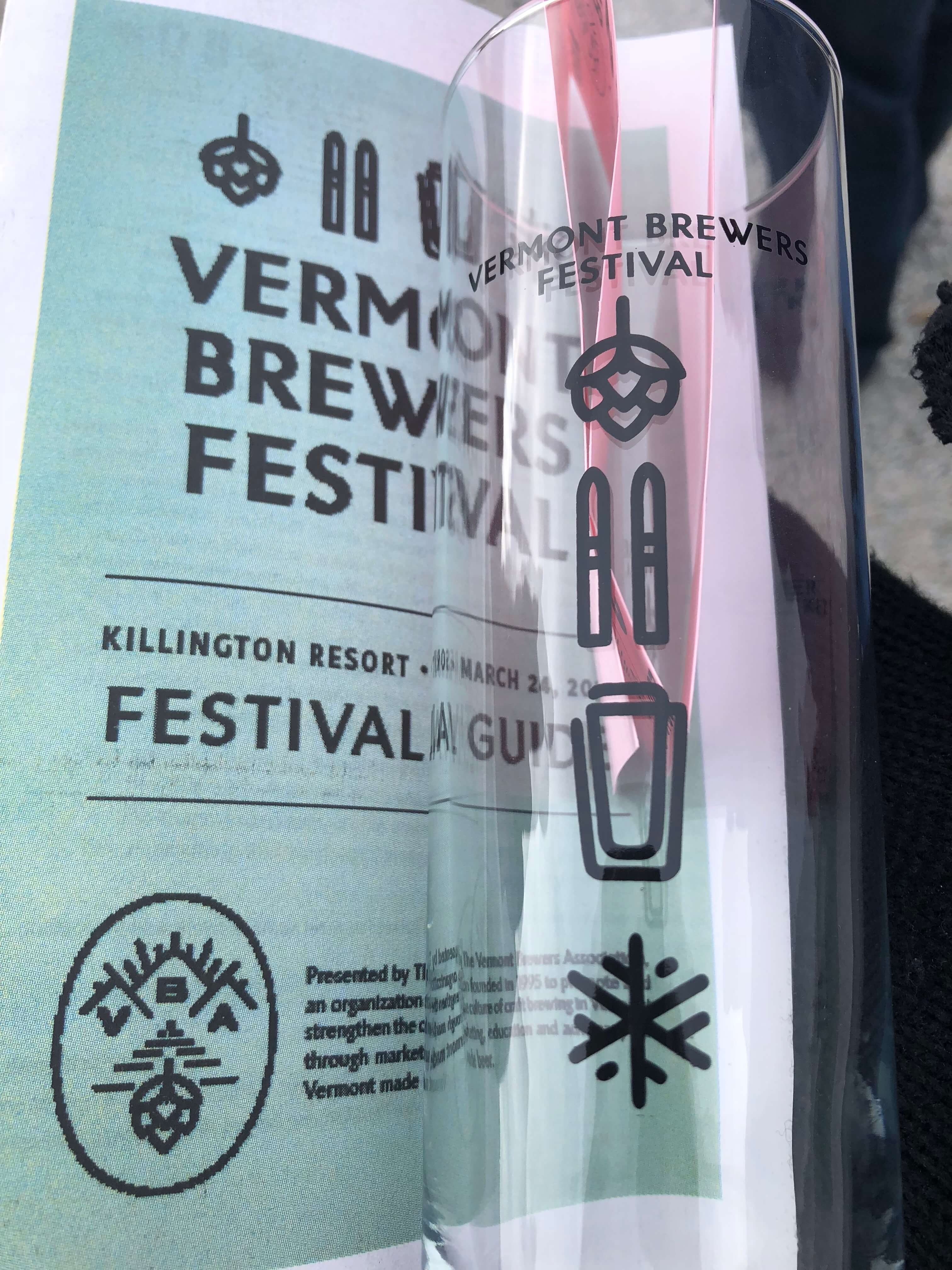 Vermont Brewers Festival guide and beers