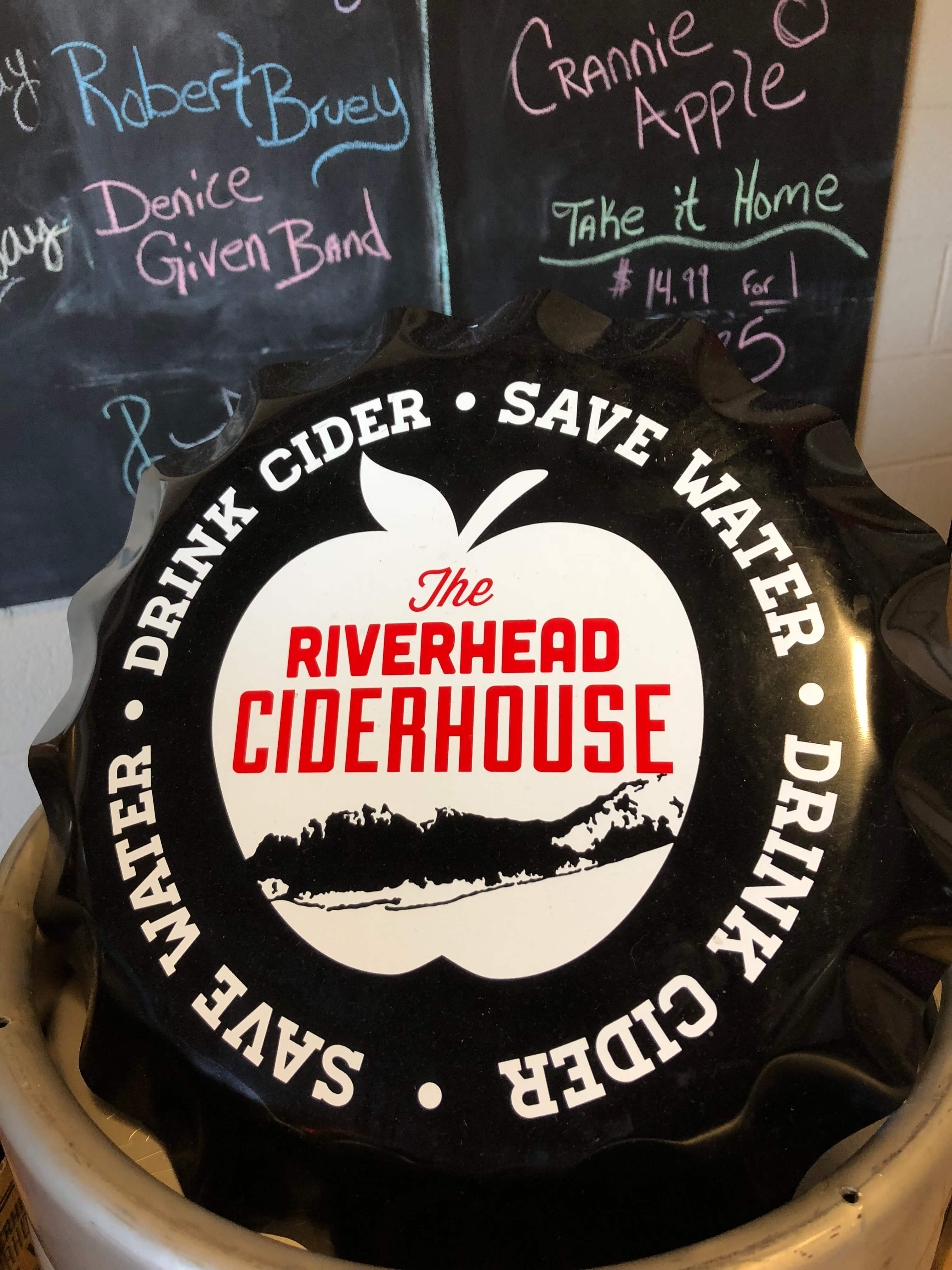 The Riverhead Ciderhouse north fork