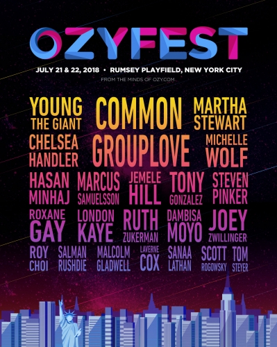 ozy fest summer festivals nyc