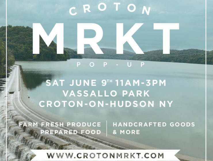 Croton MRKT: Fun Pop-Up Market in Croton-on-Hudson