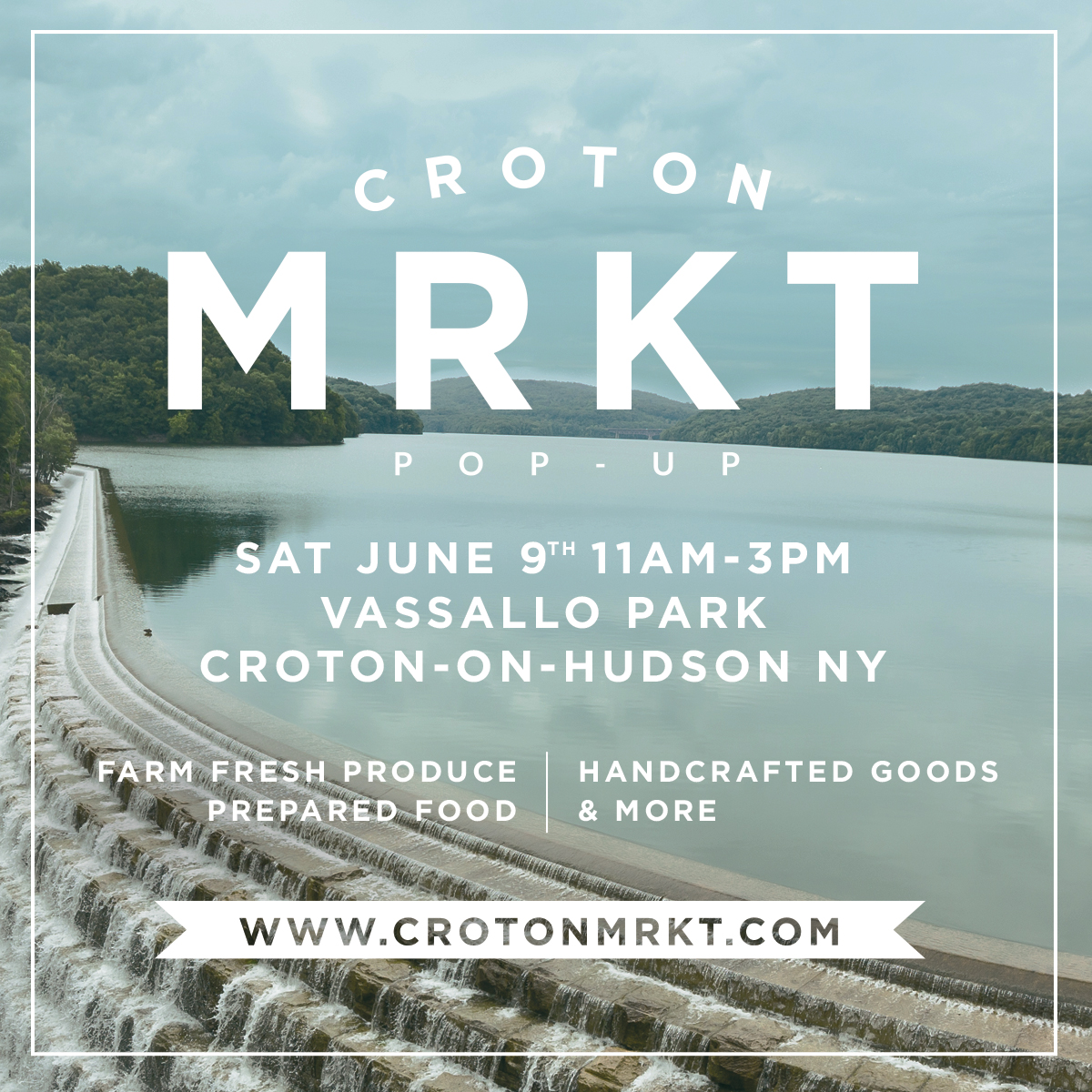 Croton MRKT: Fun Pop-Up Market in Croton-on-Hudson