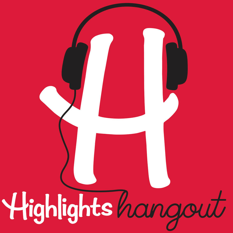 Highlights Hangout features a fun audio spin on the stories, popular characters, puzzles, and jokes.
