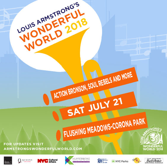 Louis Armstrong's Wonderful World 2018