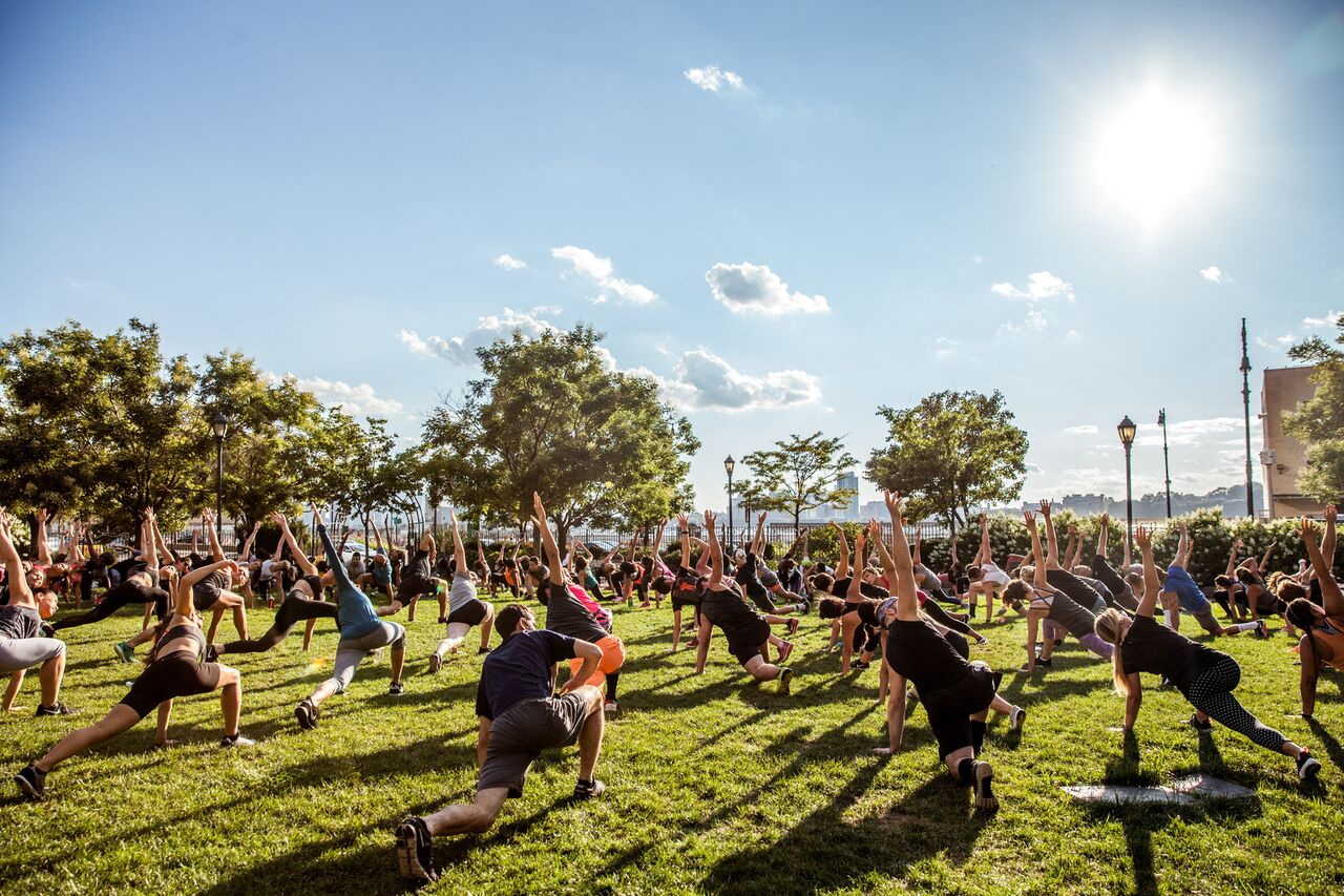 The Meatpacking District's Sweat Sessions Wellness Schedule