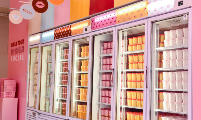 Museum of Ice Cream is Back in NYC
