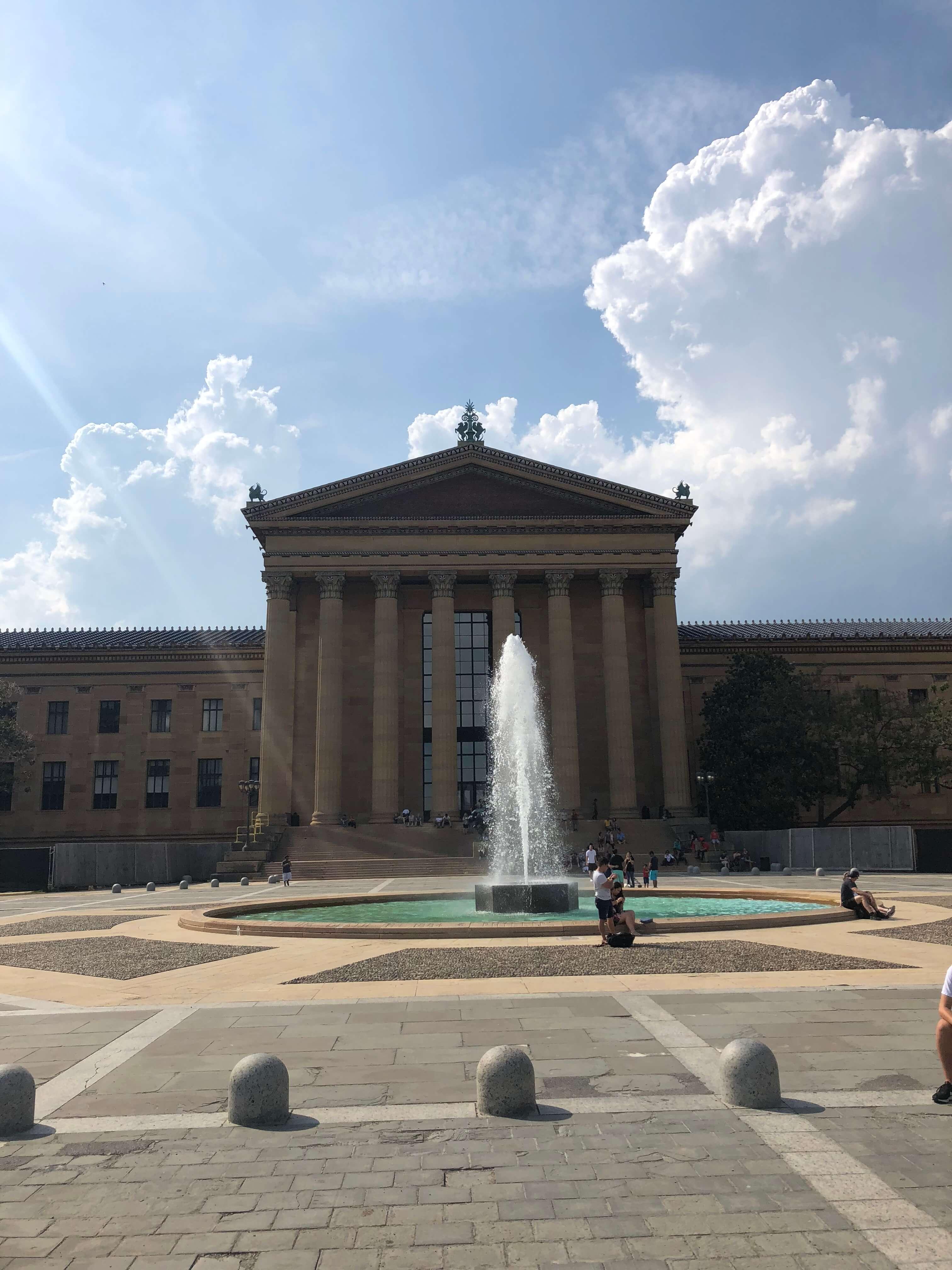 . Philadelphia Museum of Art