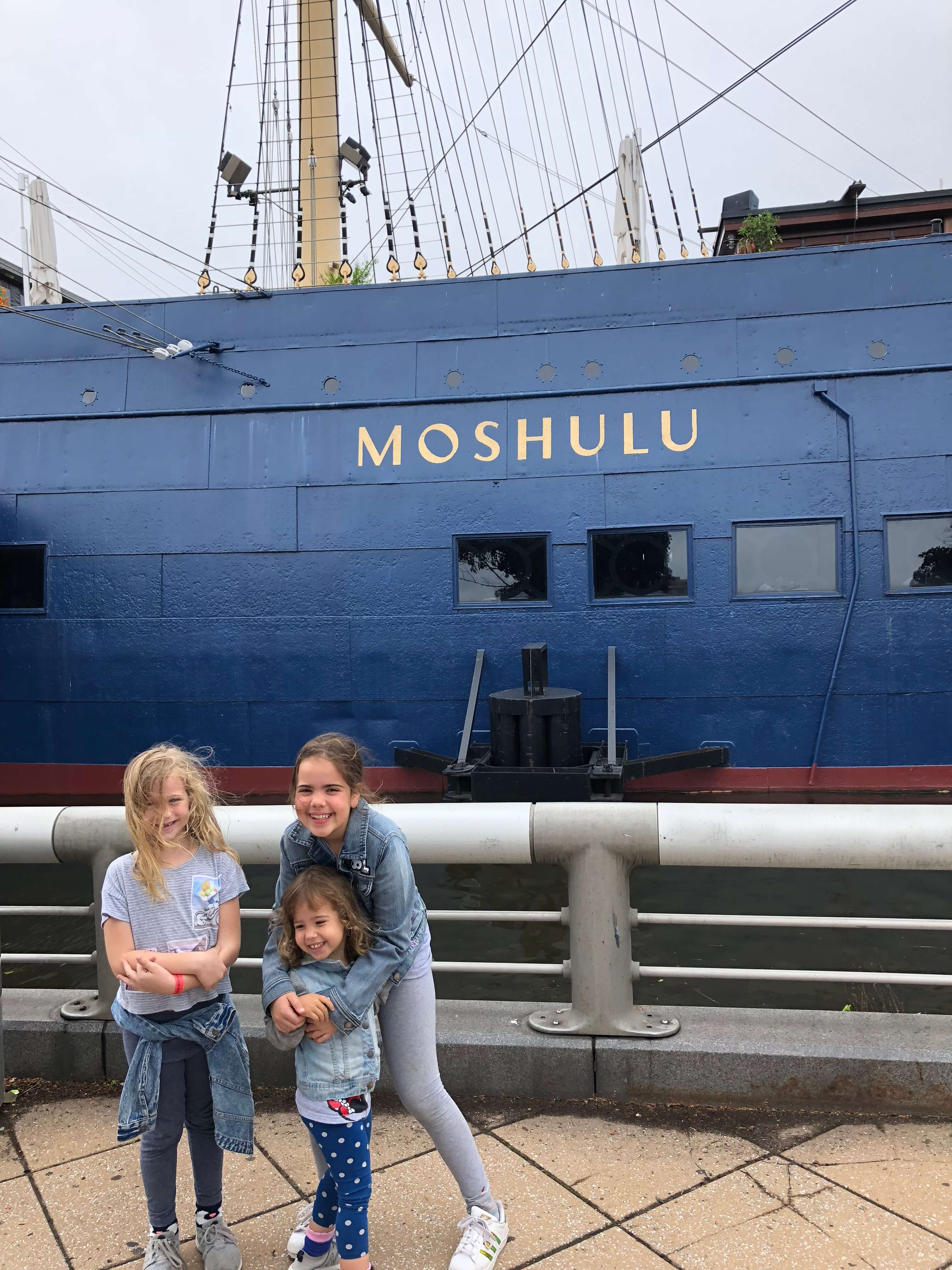 Moshulu Restaurant