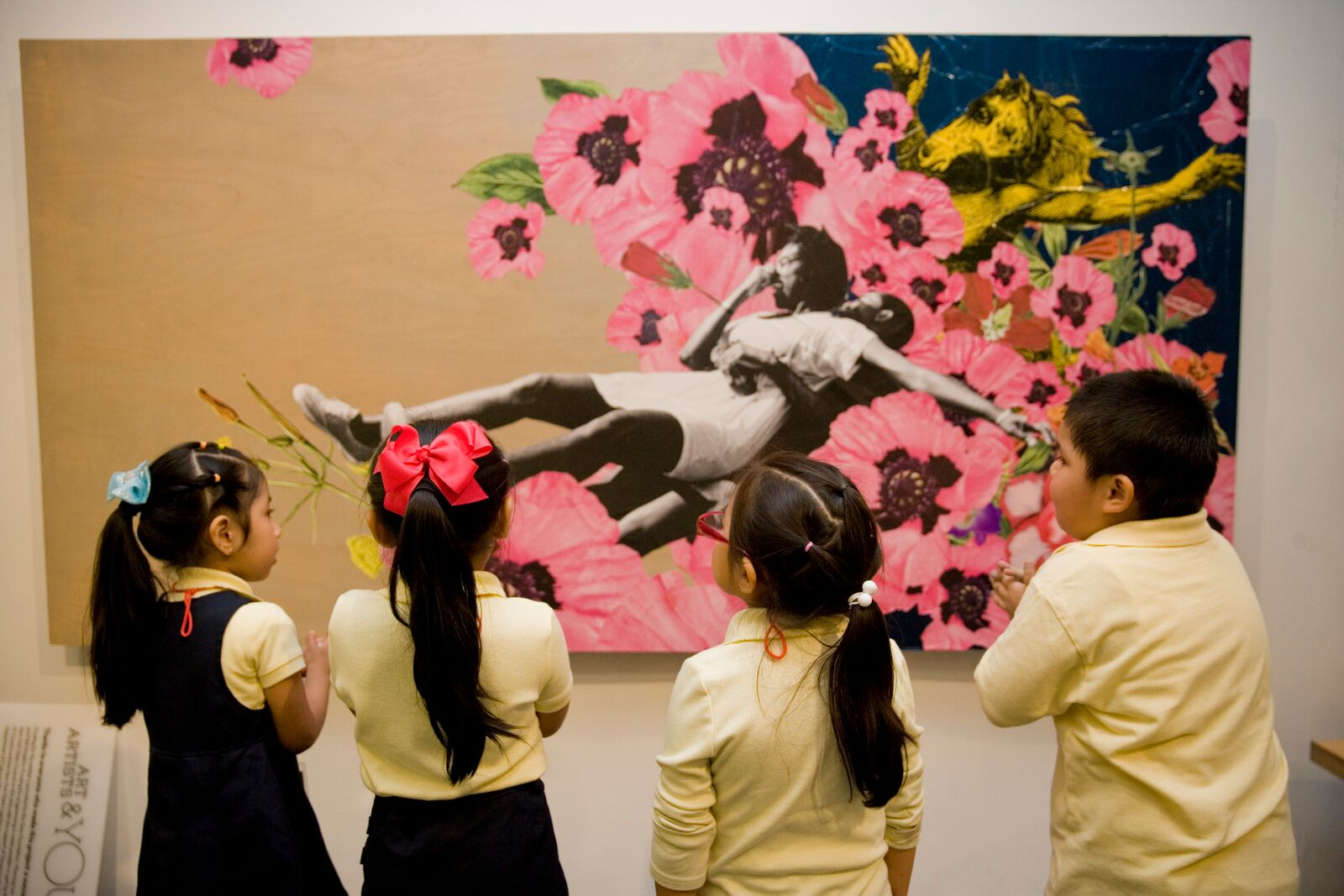 Art, Artists & You at the Children's Museum of Manhattan