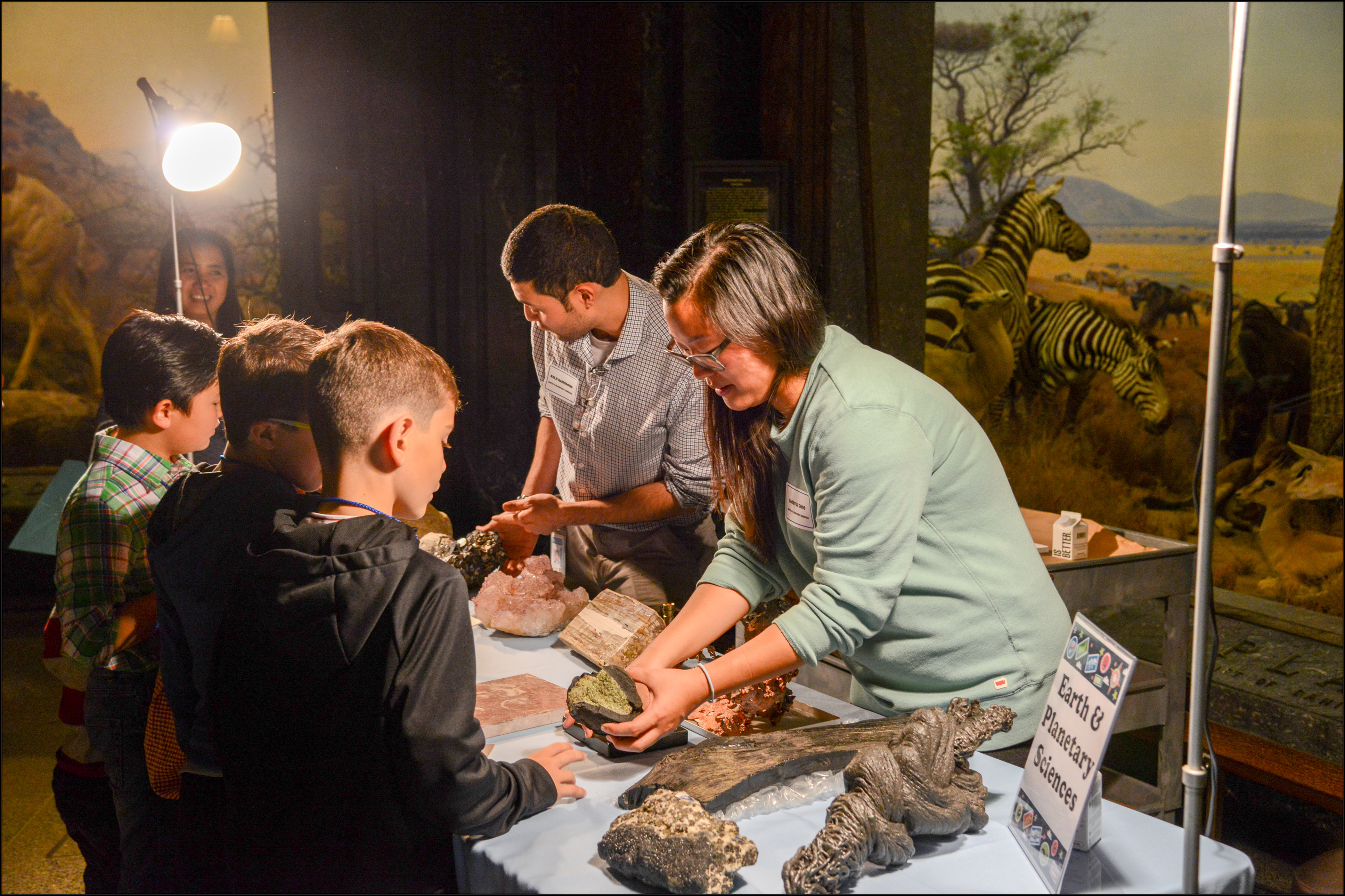 Fall Events at the American Museum of Natural History