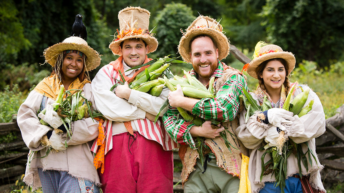 CORNucopia, a sweet summer event, returns to Philipsburg Manor in Sleepy Hollow with bounty with crafts, live music, and tasty treats