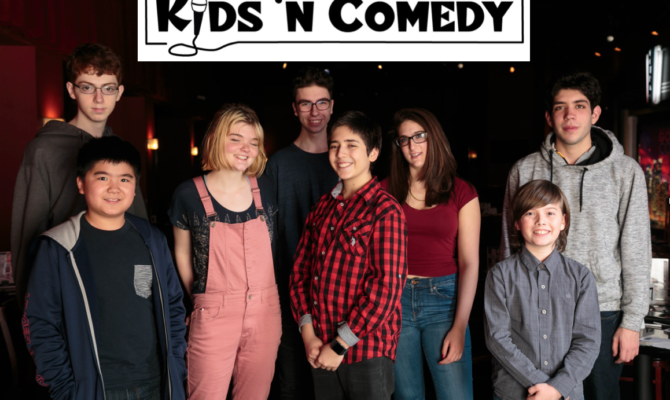 Kids 'N Comedy's Fall Season of Shows & Classes + An Interview