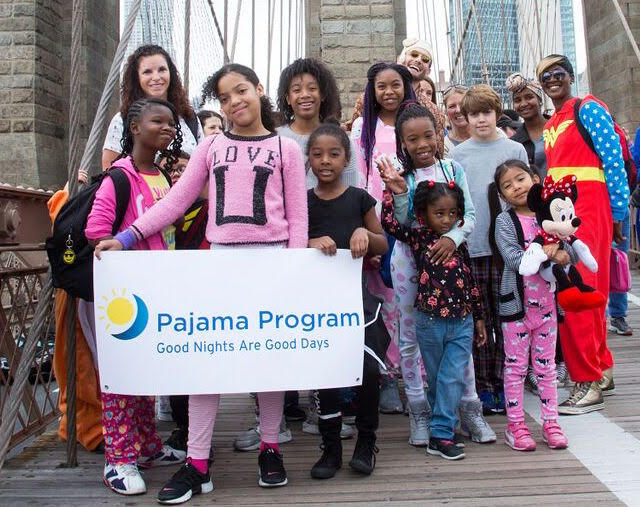 Wear Your Pajamas in Support of the 3rd Annual Pajama Program