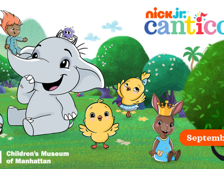 Special Canticos Book Readings, Sing-Alongs and Meet-and-Greets with Creator Susie Jaramillo at the Children's Museum of Manhattan Museum of Manhattan