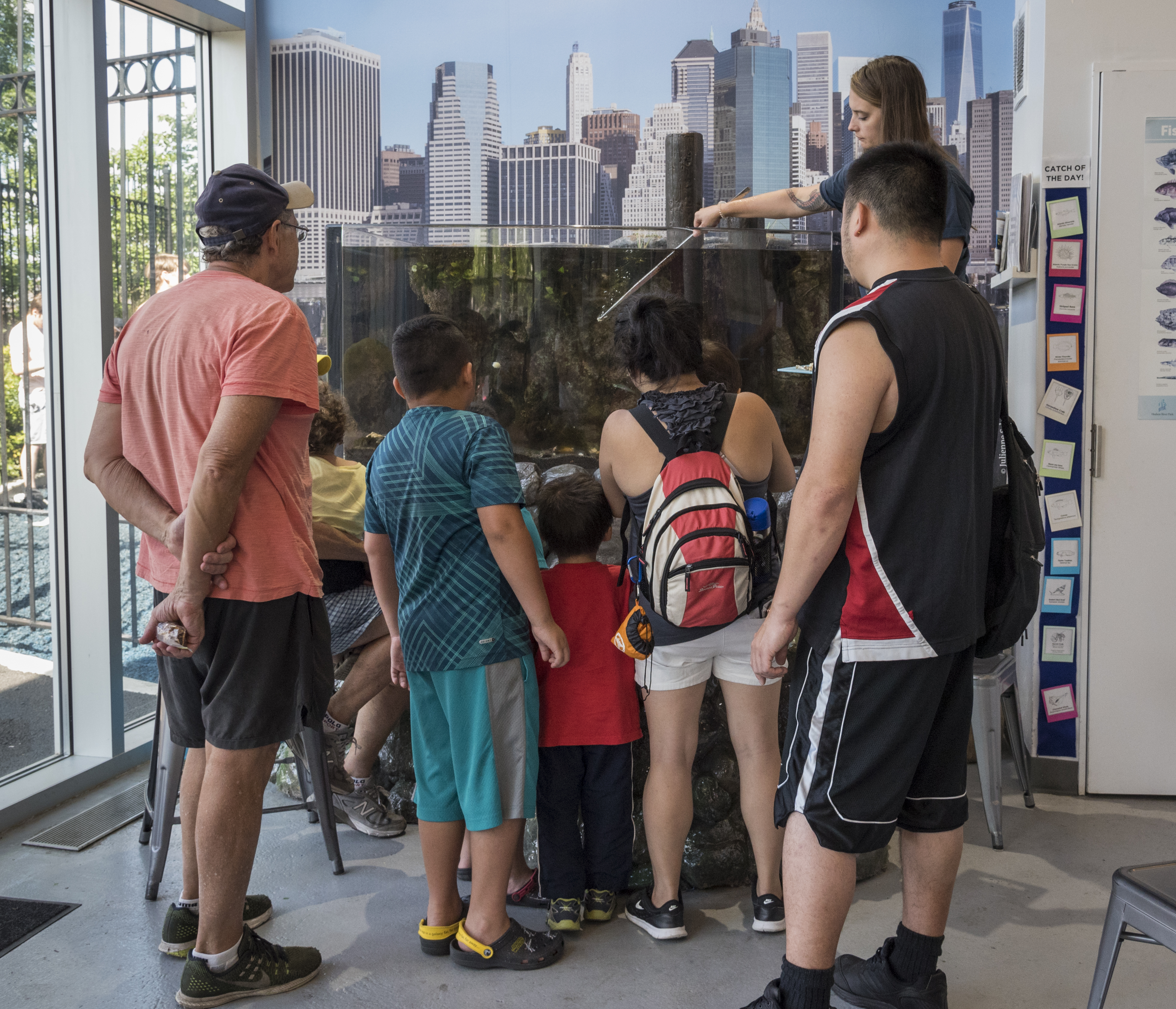 Brooklyn Bridge Park Conservancy Celebrates Third Anniversary of Environmental Education Center