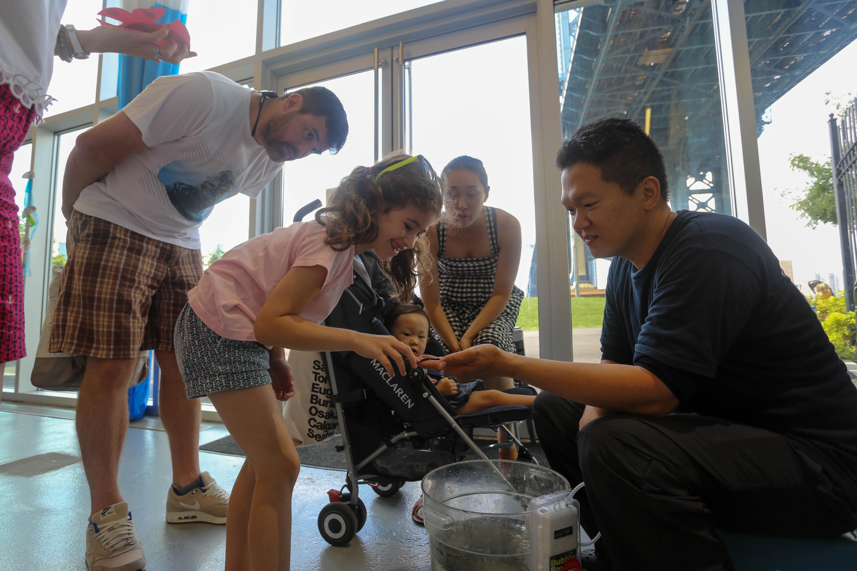Brooklyn Bridge Park Conservancy Celebrates Third Anniversary of Environmental Education Center