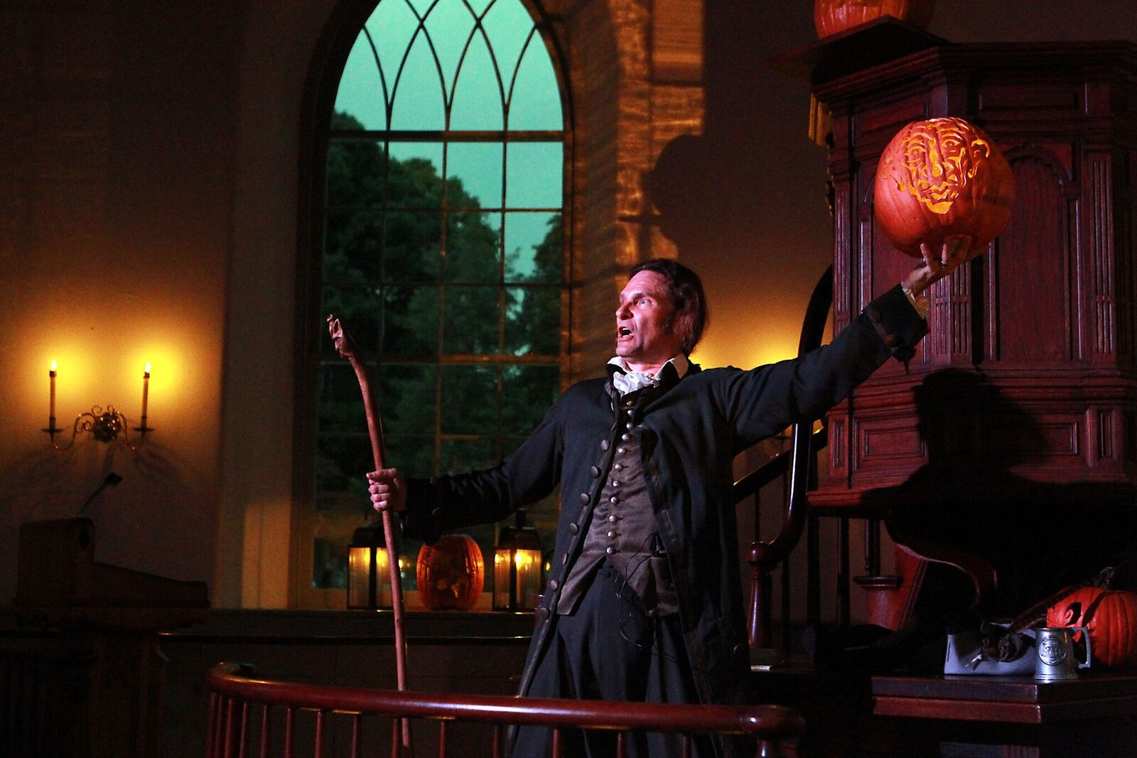 Historic Hudson Valley Kicks Off Their Halloween Events
