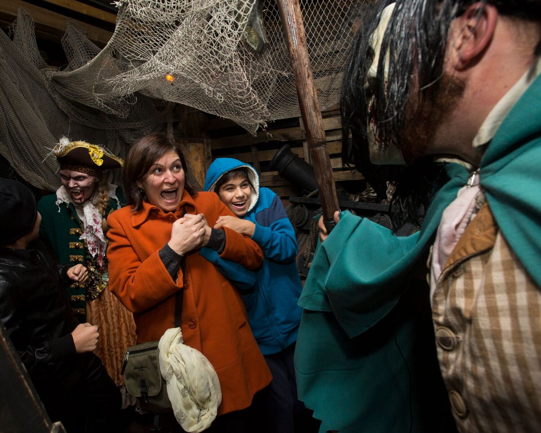 Historic Hudson Valley Kicks Off Their Halloween Events