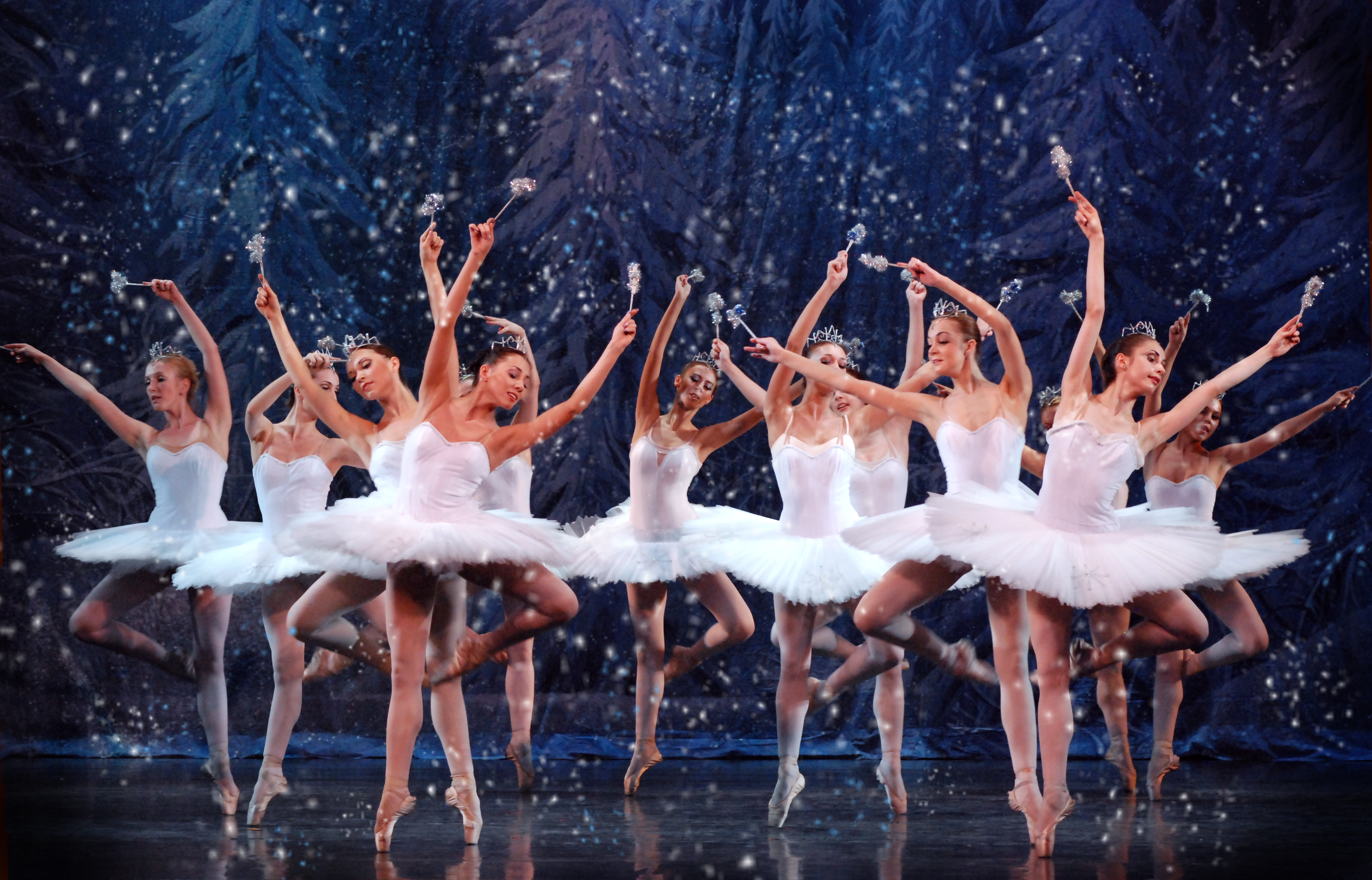 Kupferberg Center for the Arts at Queens College Season nutcracker