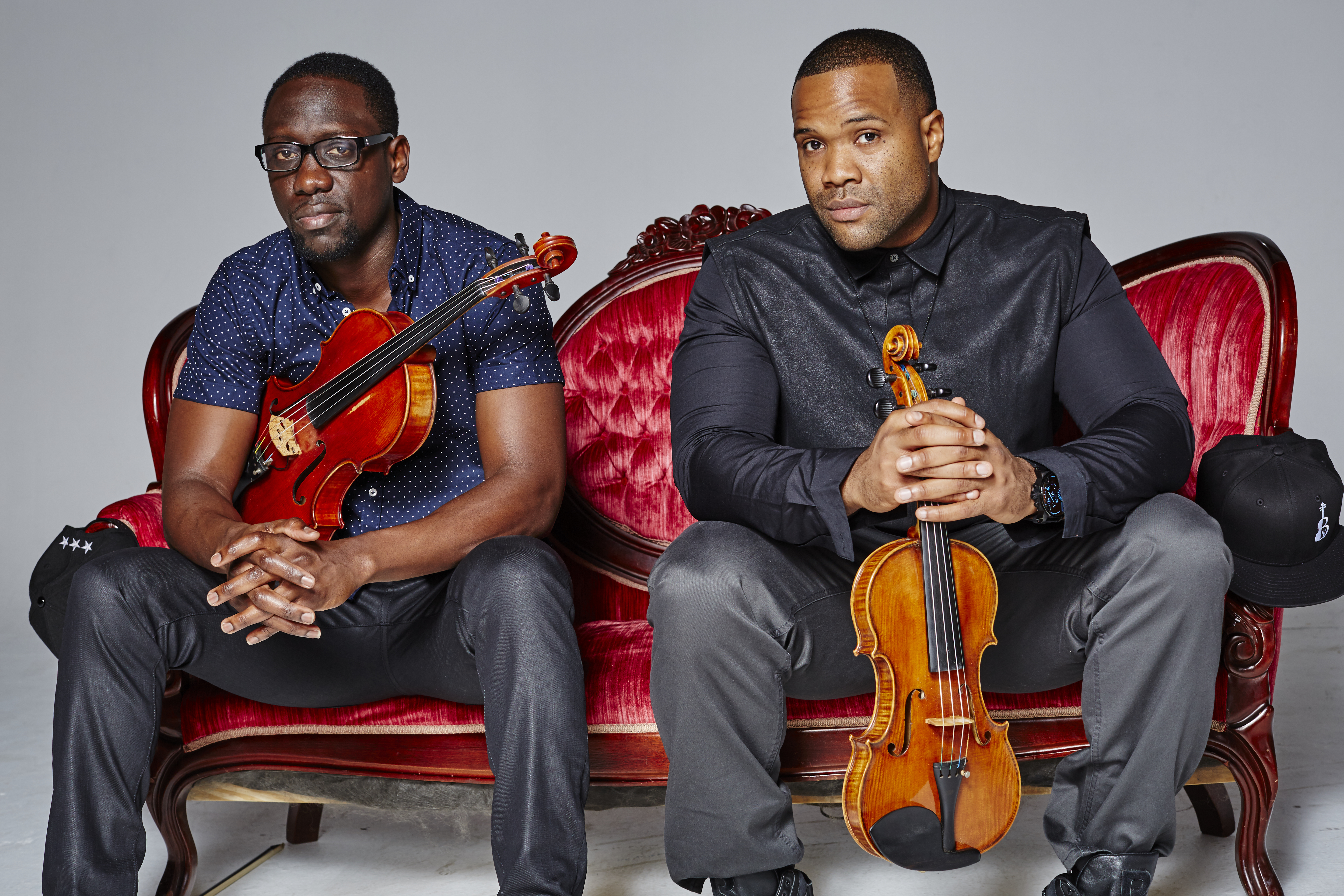 The Performing Arts Center, Purchase College (The PAC) 2018-2019 Line-Up black violin
