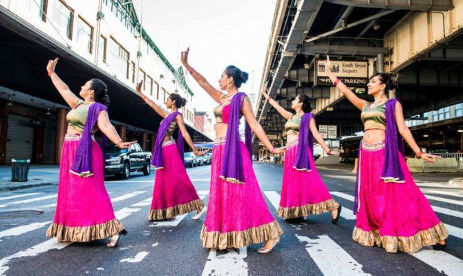 India arts program at CMOM