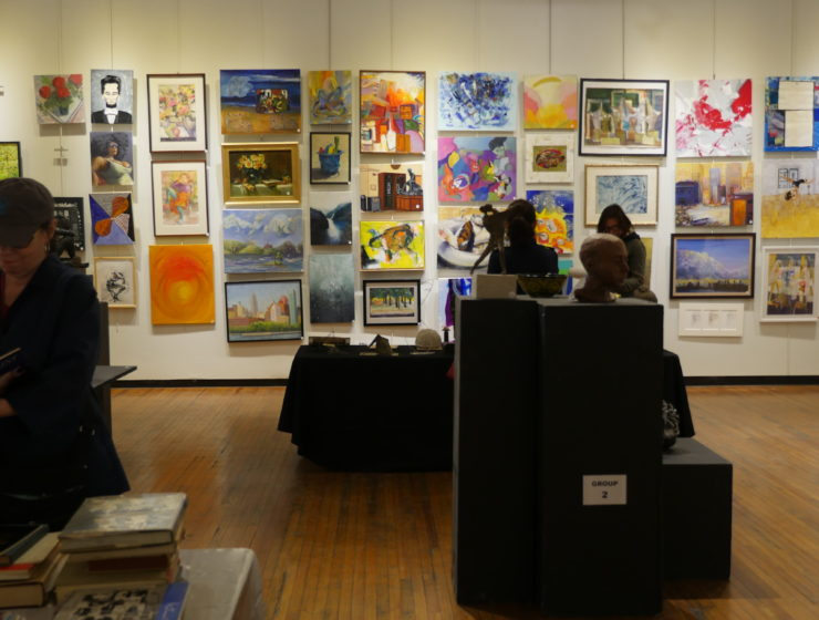 The Art Students League of New York Annual Holiday Art Sale