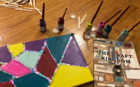 The craft kingdom book review