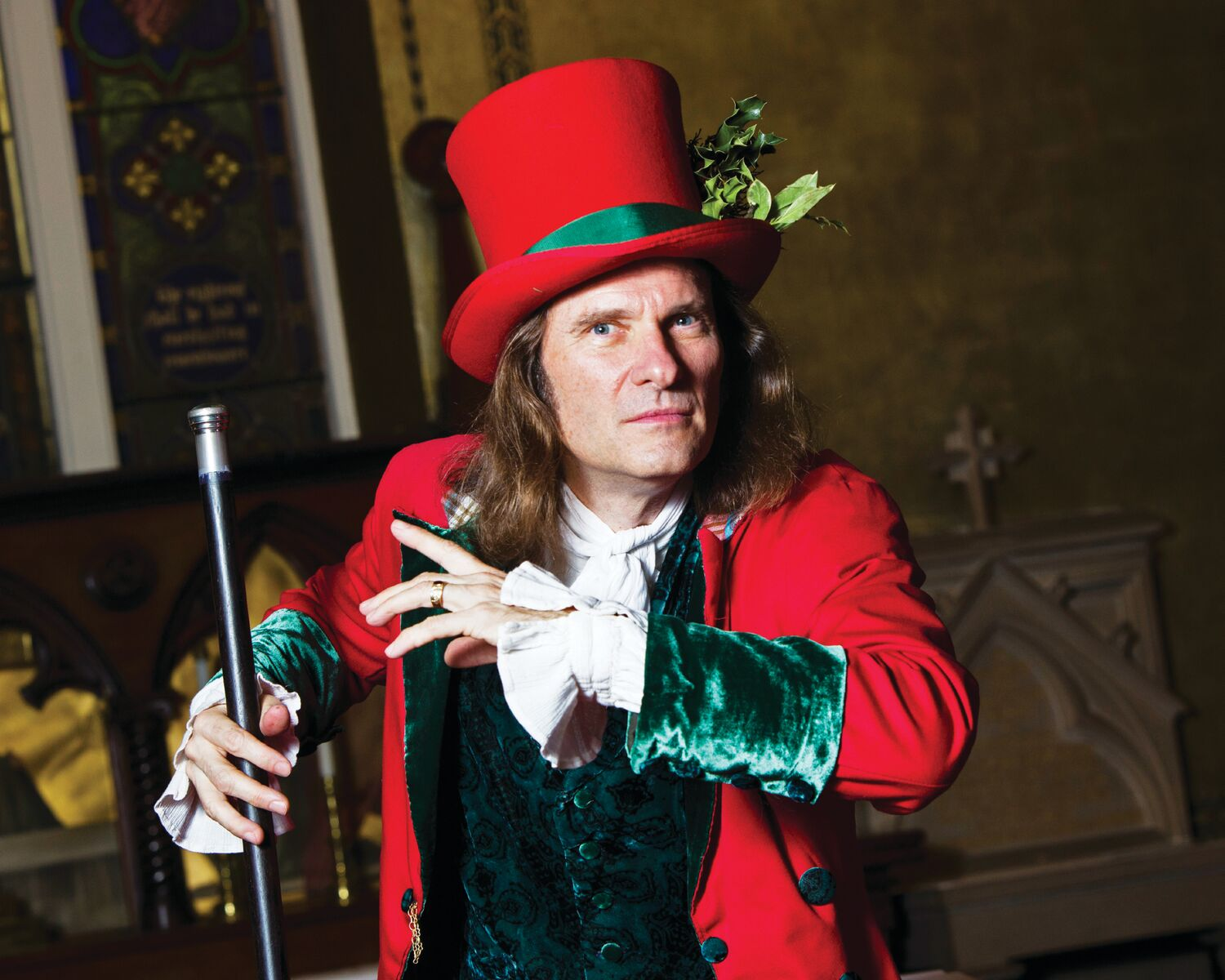 Fun Holiday Performances And Events From The Historic