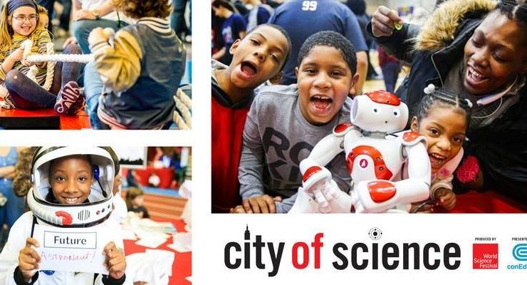 Join the World Science Festival and Con Edison for the City of Science where the wondrous properties of science, technology, engineering, and math collide.