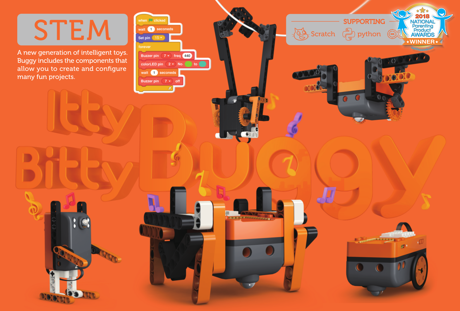 Celebrate NATIONAL S.T.E.M. Day With These Cool S.T.E.M Toys