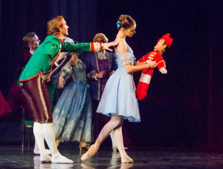 The National Ballet Theater of Odessa Presents The Nutcracker