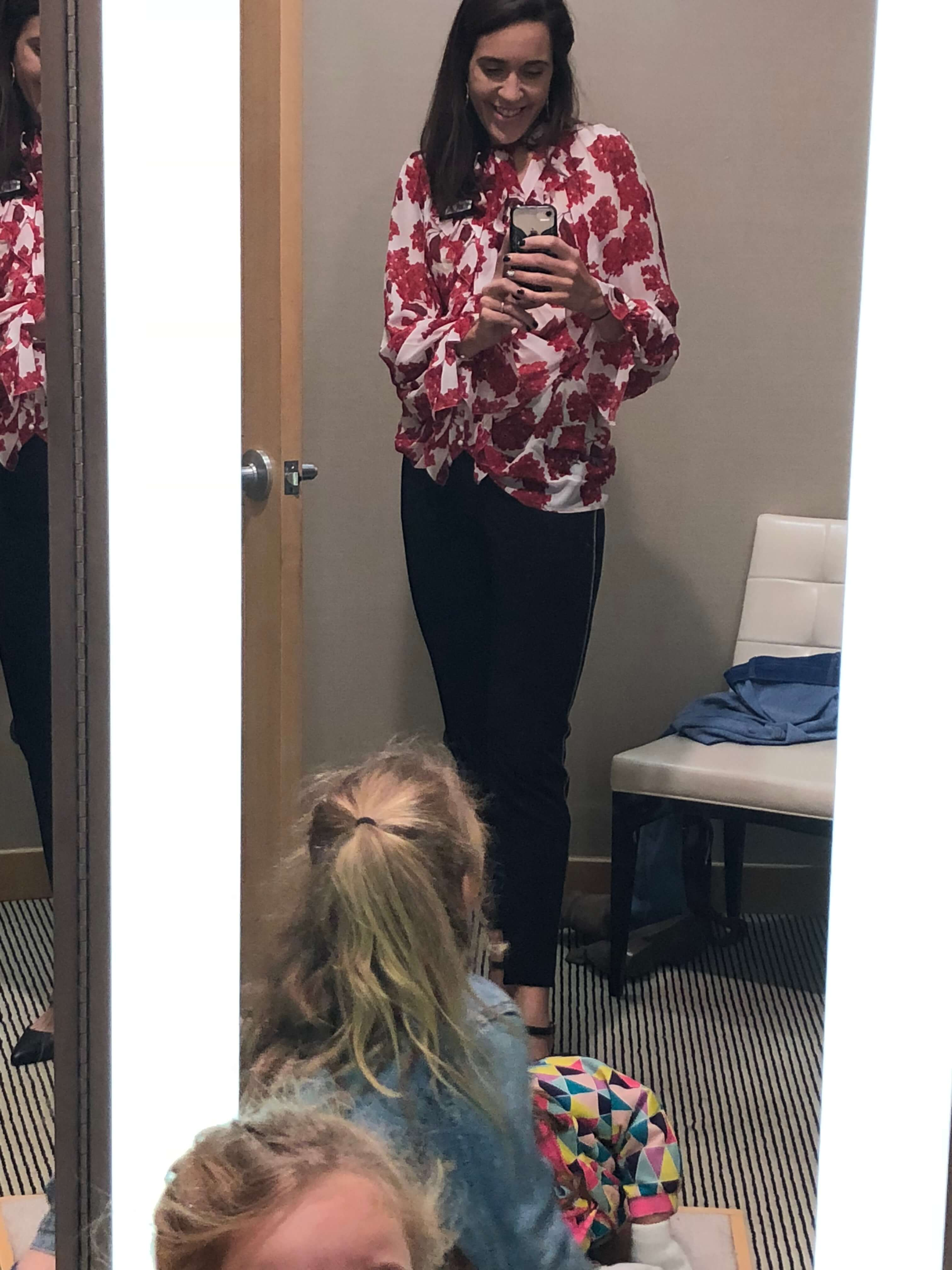 personal styling at bloomingdales with kids