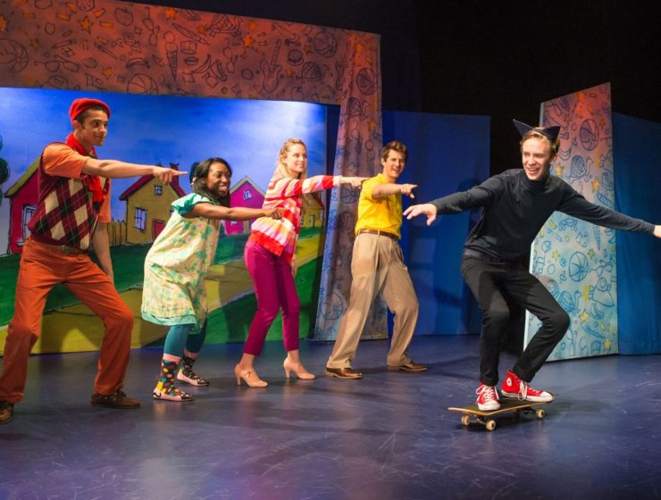 TheaterWorksUSA Presents Pete the Cat in NYC