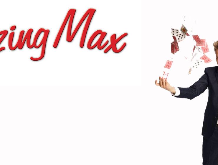 Amazing Max at Stamford
