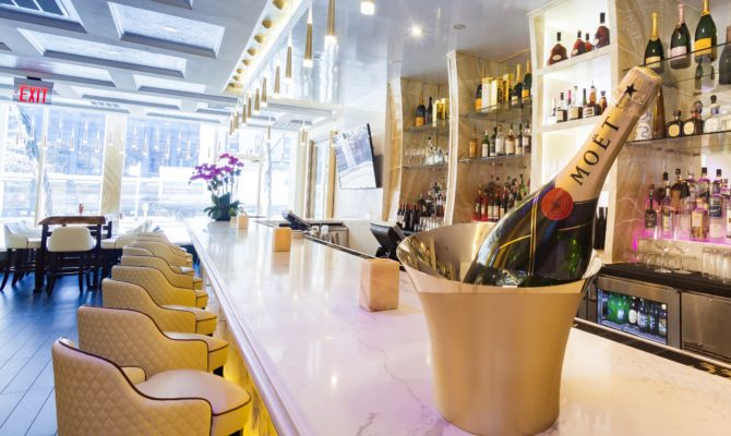 Upper East Side Dining at Zavo Restaurant and Lounge