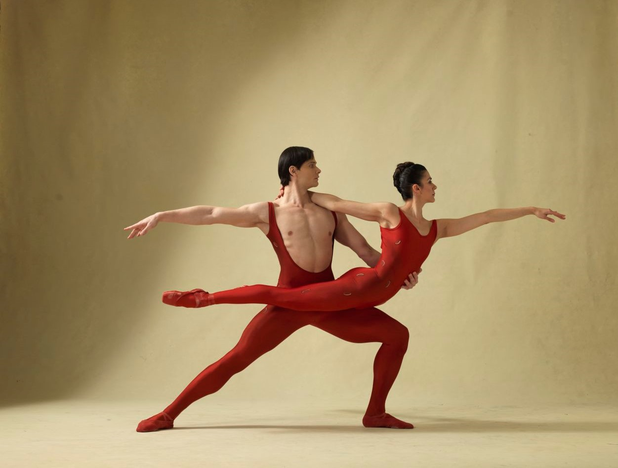 Works & Process at the Guggenheim presents The Washington Ballet