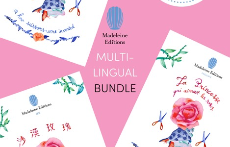 Interview with Eva Lou, Founder of Madeleine Editions