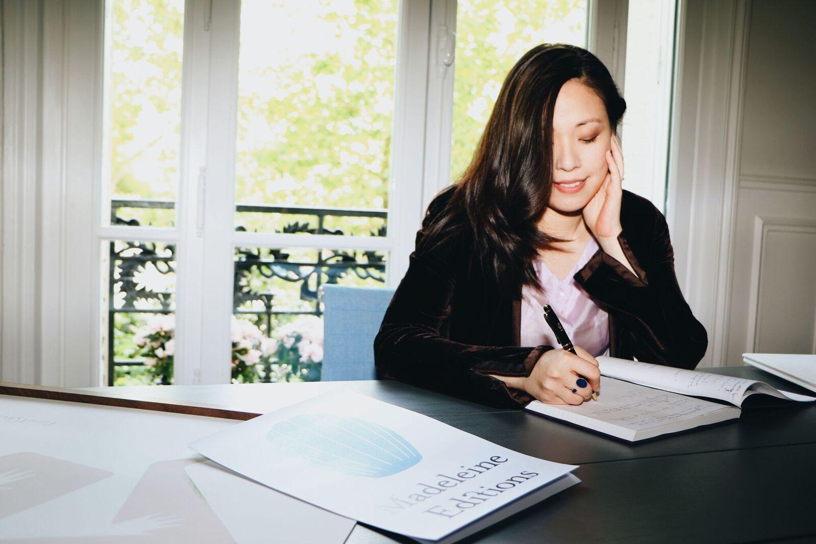 Meet Eva Lou, Founder of Madeleine Editions