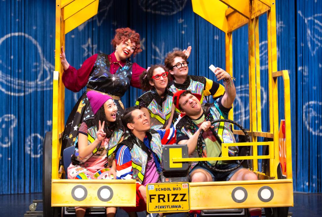 TheaterWorksUSA's The Magic School Bus
