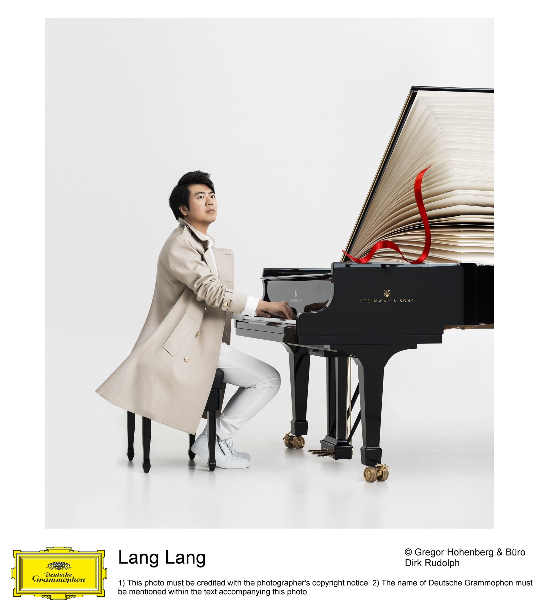 Lang Lang at the Green Space