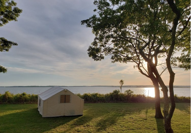 East Hampton Glamping with Terra Glamping