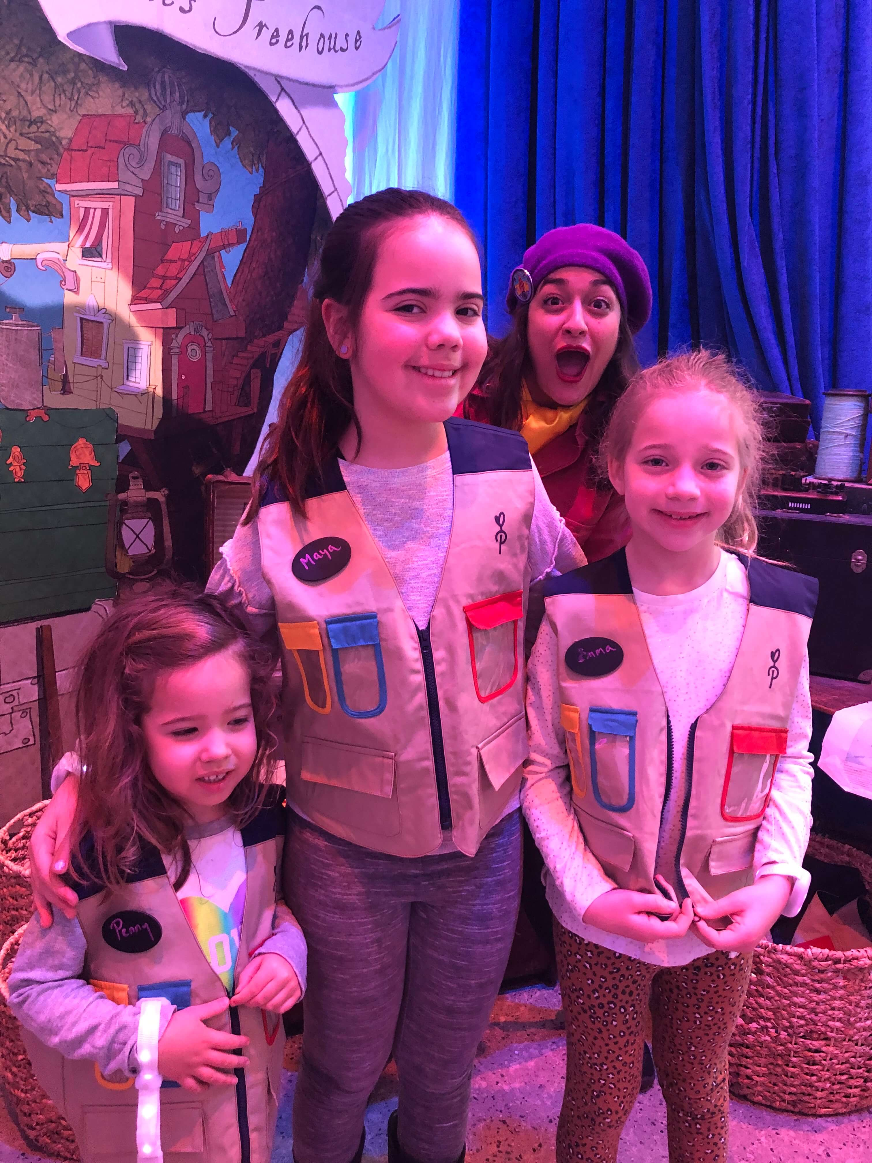 Pip's Island, an Immersive Theatrical Experience for Kids & Families Sparks Joy, Imagination and Wonder