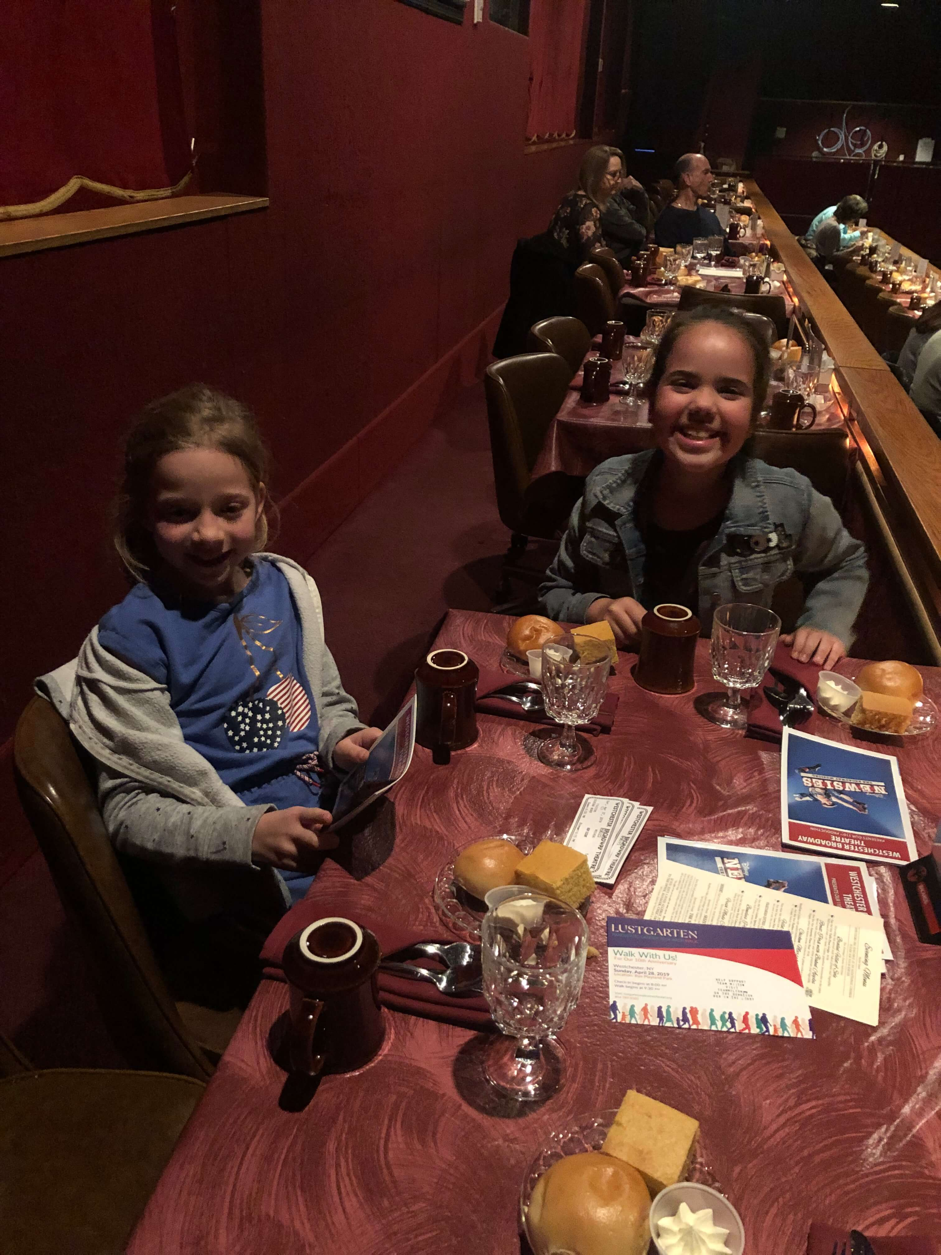 family-fun for all ages at the Westchester Broadway Theatre