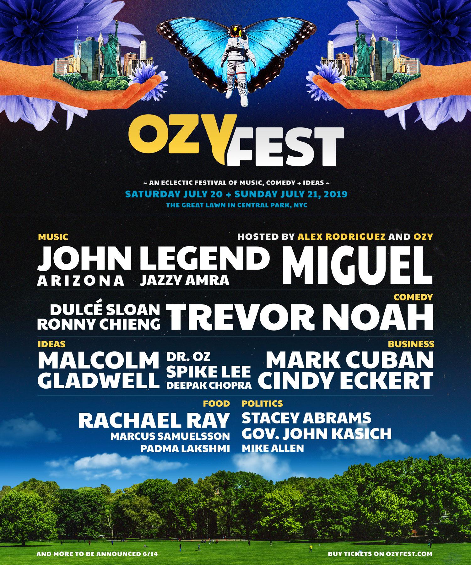 ozy fest 2019