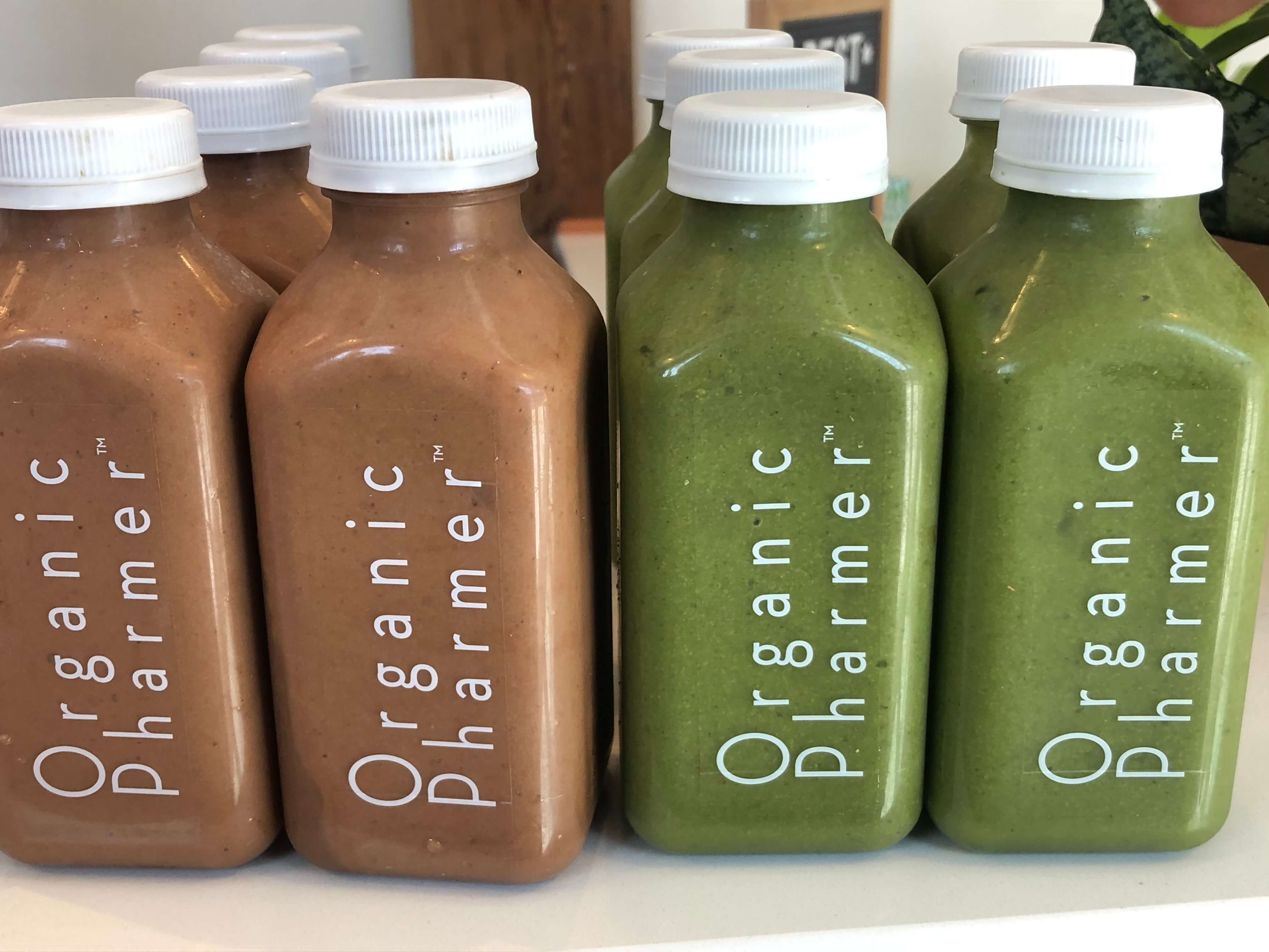 organic pharmer organic smoothies