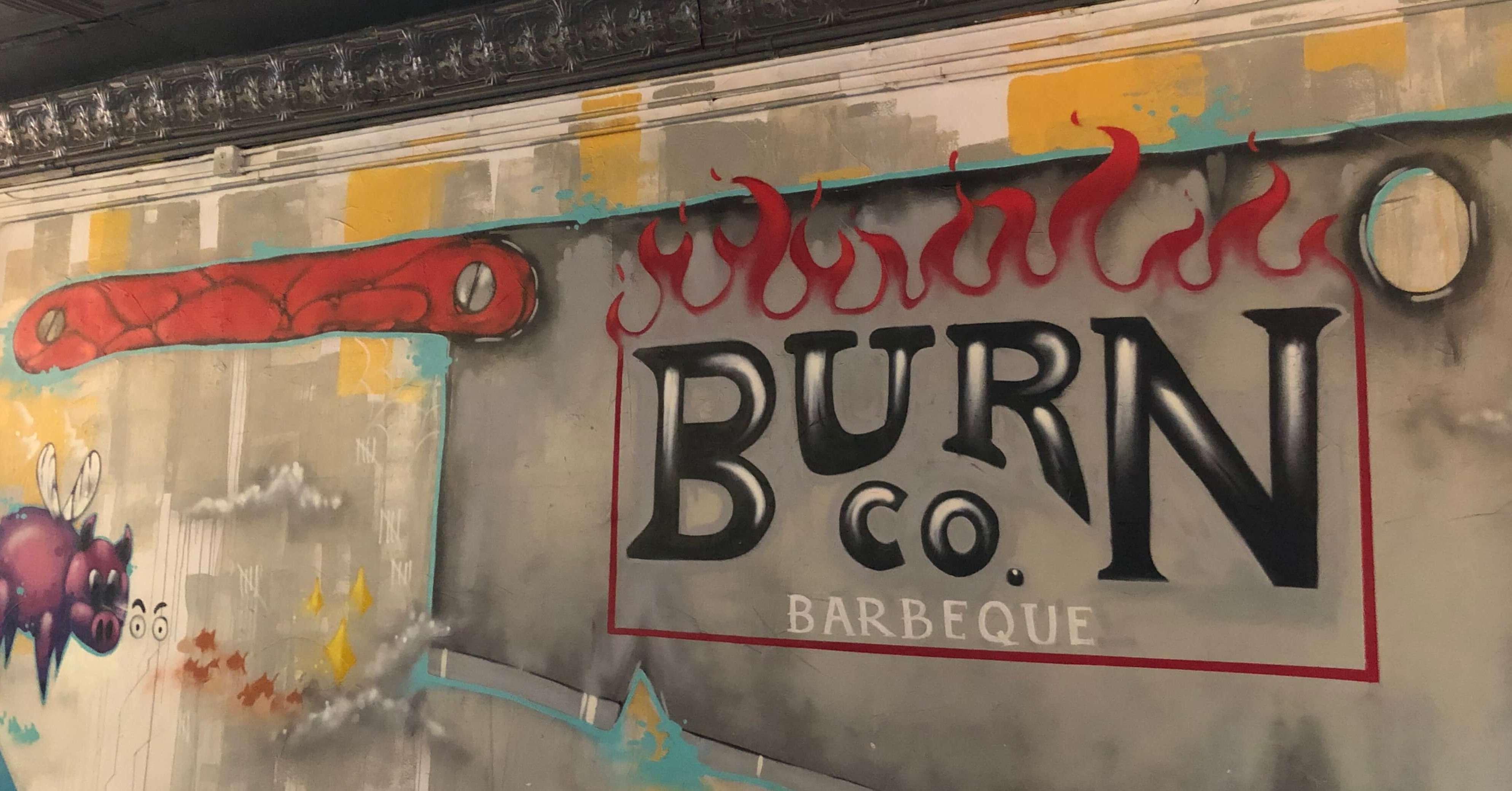 BurnCo BBQ meats in Tulsa