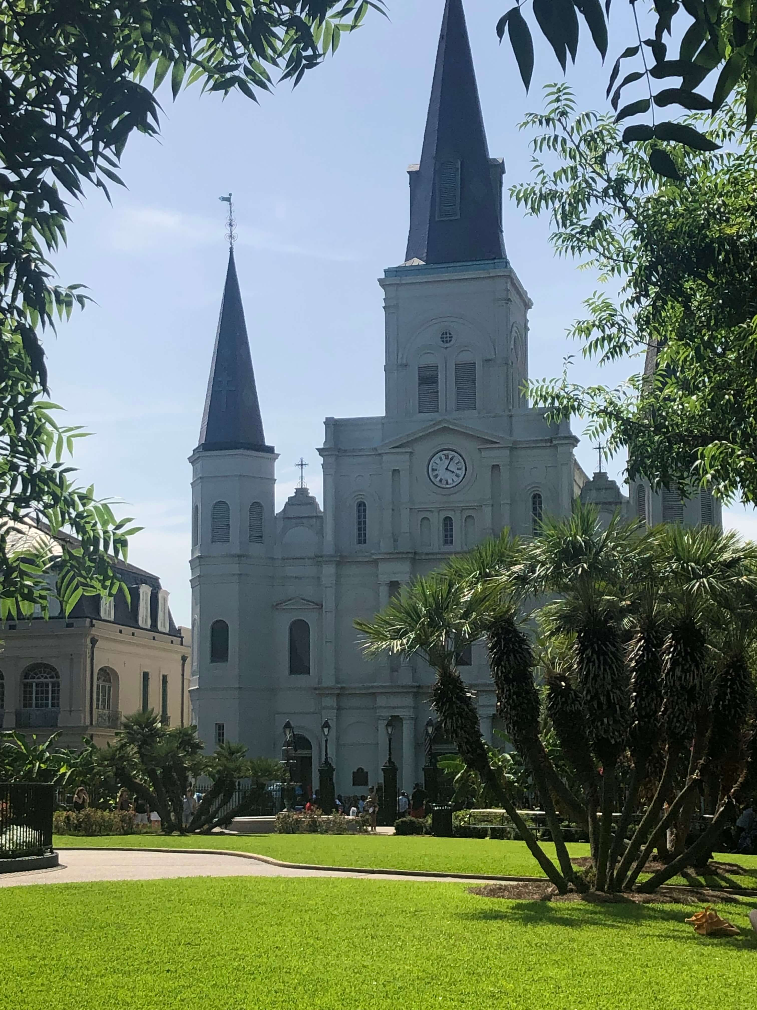 Jackson Square New Orleans travel